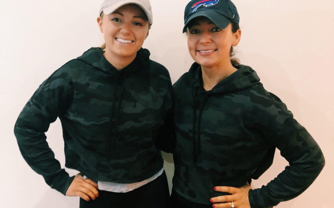 Monday Motivator: Meet Sarah & Jane